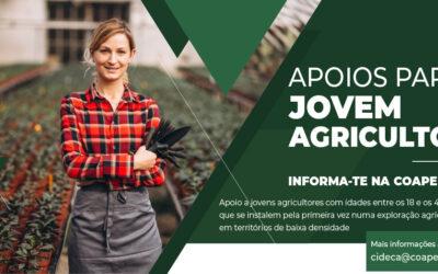 Novos apoios para Jovens Agricultores